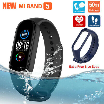 Xiaomi Mi Band 4 OLED Smart Wristband Watch Heart Rate Monitor 50M Waterproof UK