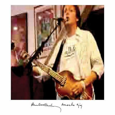 Paul McCartney - Amoeba Gig (NEW CD)
