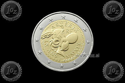 FRANCE 2 EURO 2019 ( ASTERIX ) Commemorative 2 Euro Coin * UNC / NEW