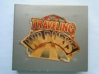The Travelling Wilburys - Collection (2 CD + DVD Set 2007)