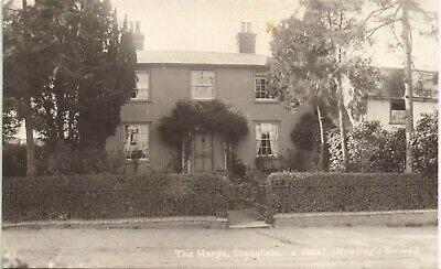 Stansfield near Hartest & Bury St Edmunds. Manse # J 5032 in Rowling's Series.