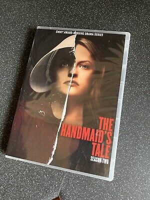 The Handmaid's Tale Season 2 dvd Box Set. Brand New. Region 2.