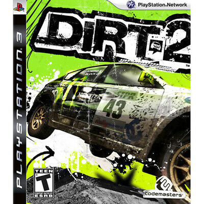 DiRT 2 [T] PS3  DISC ONLY