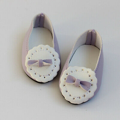 Doll Shoes Strap PU Leather Shoes For 16'' Dolls Clothing Accessories