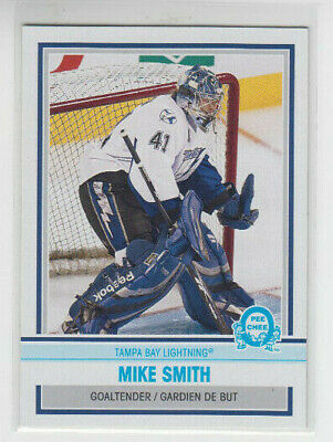 09/10 OPC Tampa Bay Lightning Mike Smith Retro card #149