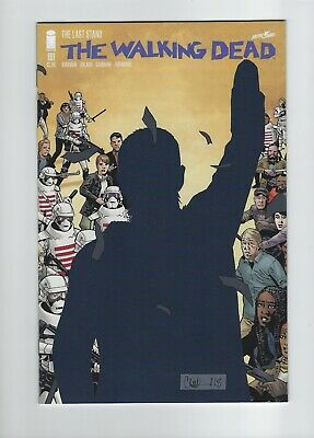 THE WALKING DEAD #191 1st Print KIRKMAN Image Comics HOT KEY ISSUE SOLD OUT