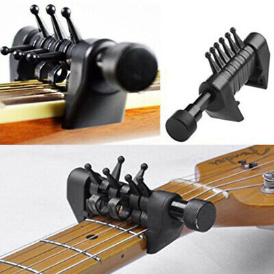 Guitar Tuner Acoustic Guitar Capo ABS Clamp Musical Instrument Accessories