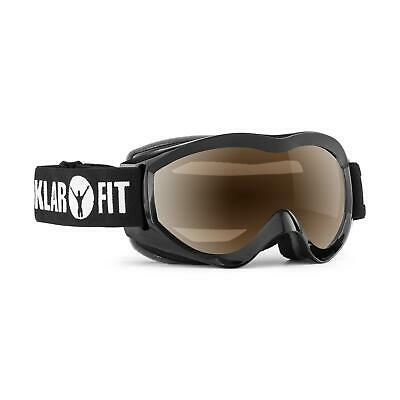 Lunettes ski masque snowboard montagne sport protection rayons UV miroir cadre