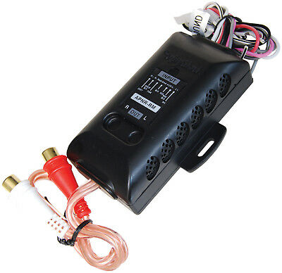 Audiopipe Line Output Converter with Remote Turn On (apnrrm)
