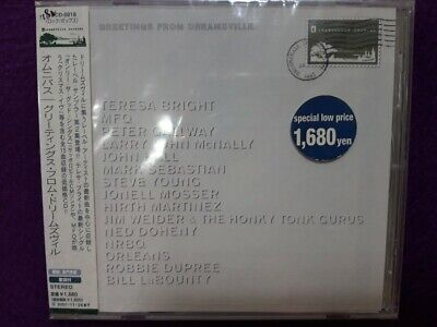 Various - Greetings From Dreamsville (japan CD)  new sealed