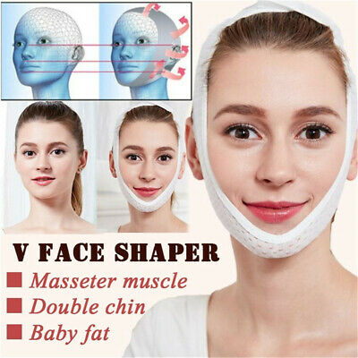 Firming Face Slimming Bandage Reduce Double Chin V-Line Facial Lifting Skin Care