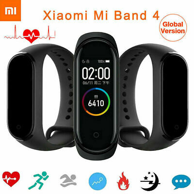 Global Version Xiaomi Mi Band 4 Smart Wristband Bracelet Color Screen Waterproof