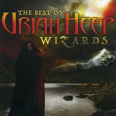 Uriah Heep - Wizards - The Very Best Of - 2 Cds - New!!