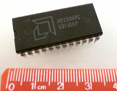 Amd Am2504Pc Successive Approximation Register Pdip24 Used Om0195Z