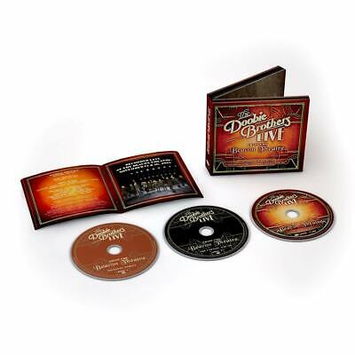 THE DOOBIE BROTHERS LIVE FROM THE BEACON THEATRE 2 CD & DVD (June 28th 2019)