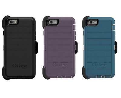 New BULK OEM OtterBox Defender Pro Series Case For iPhone 6/6S(FREE Car Charger)