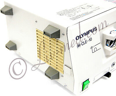 Olympus - Mike - CLE-10 - Halogen - Universal - Cold Light Source - Light Source