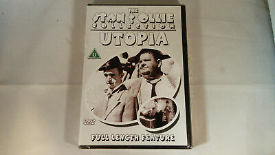 Laurel & Hardy - Utopia -Full Length Feature Dvd