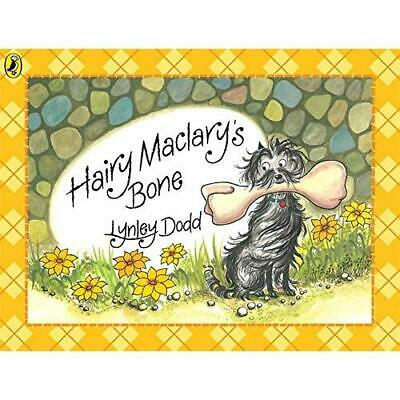 Hairy Maclary's Bone (Puffin Picture Books) - Paperback NEW Dodd, Lynley 1999-09