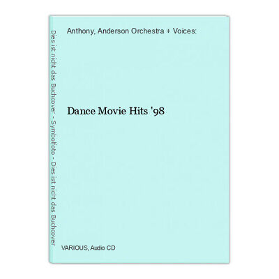 Dance Movie Hits '98 Anthony, Anderson Orchestra + Voices: