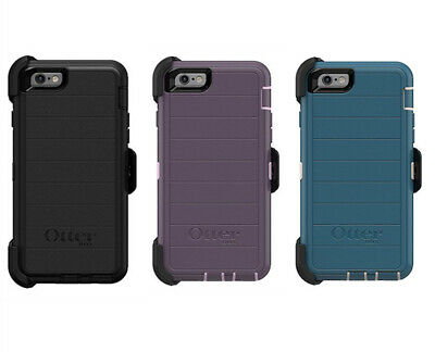 OEM OtterBox Defender Pro Series Case For iPhone 6/6S(FREE Car Charger)