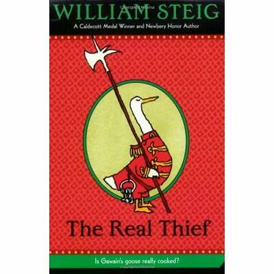 The Real Thief - Paperback NEW Steig, William 2007-10-02