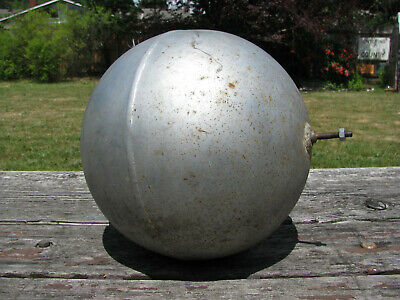 """10"""" STEEL FLOAT BALL  from Cla-Val Float Valve 10 in. / 5 lbs. WELDED"""