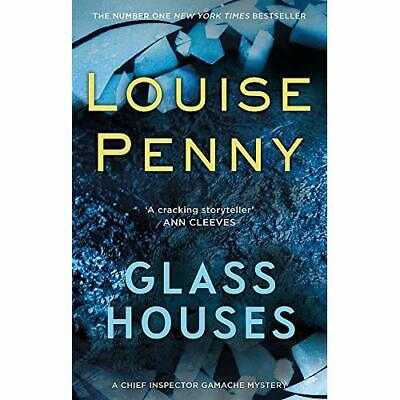 Glass Houses (Chief Inspector Gamache) - Paperback / softback NEW Penny, Louise