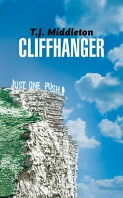 Cliffhanger by J. Middleton, T. Hardback Book The Cheap Fast Free Post