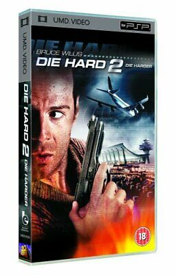 Die Hard 2 [UMD Mini for PSP] - DVD  M8VG The Cheap Fast Free Post