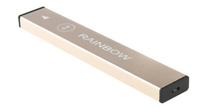 Rainbow 280mAh Disposable Vaping Gold 1.2ml / 1.5ohm / approx. 400 puffs
