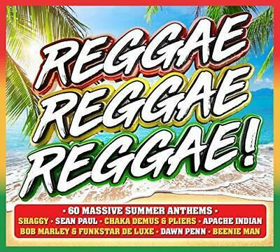 Reggae, Reggae, Reggae! - Various Artists (NEW 3CD)