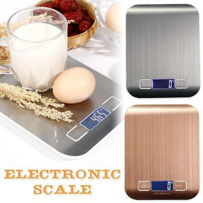 10kg/1g Kitchen Food Scale Digital LCD Electronic Balance Weight Postal Scales