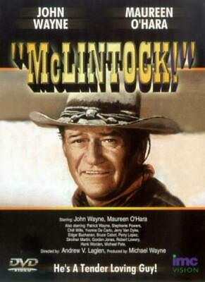 McLintock [1964] [DVD] By William H. Clothier,Bill Lewis,Otho Lovering,John W.