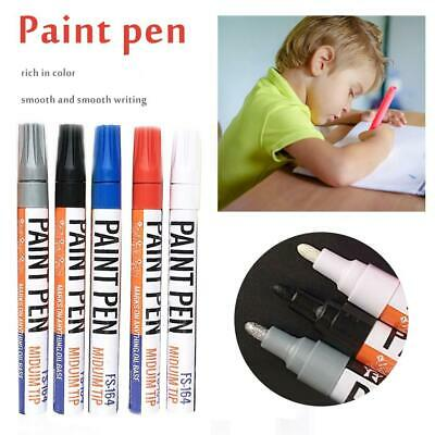 Waterproof Car Tire Paint Marker Pen Graffiti Touch Up Pens Office Stationery
