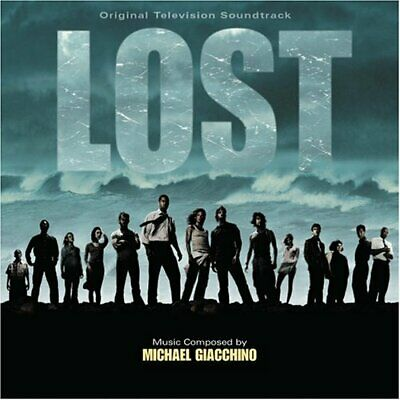 Lost (Score) (Original Soundtrack) - Michael Giacchino CD DMVG The Cheap Fast