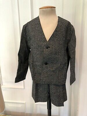 Vintage Boys Short Trouser Suit Age 4/5 Years