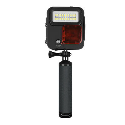 Gopro Diving Lamp Accessories Pole Integrated Selfie/Stick LED Video Light 5/6/7