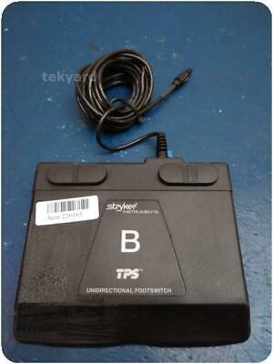 Stryker Tps 5100-007-000 Unidirectional Footswitch @ (226165)