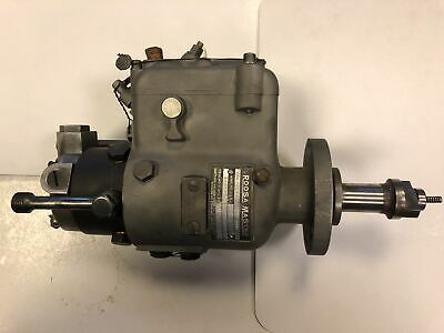 Roosa Master Dbgvcc331-1Dp 3Cyl Fuel Inj Pump Tractor Oliver Engine 130-H