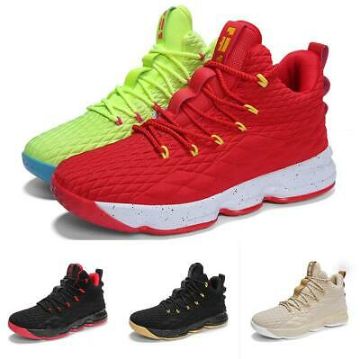 Fashion Sneaker Mens High Top Sport Outdoor Hiking Running Casual Athletic Shoes