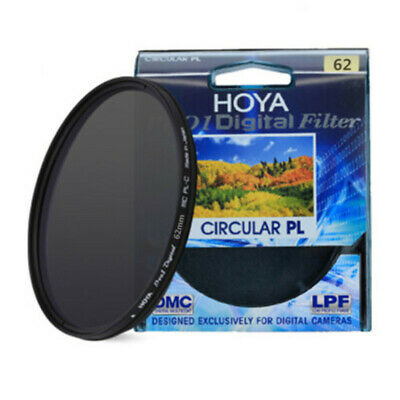 HOYA SLIM CPL Filter PRO1 Digital Camera Lens 49-82mm Circular Polarizing Filter