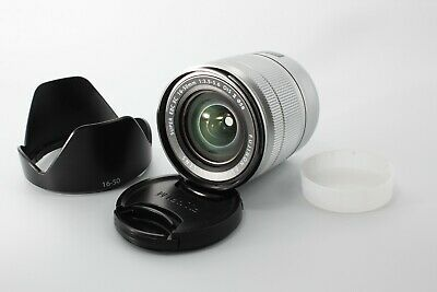 FUJIFILM FUJINON XC 16-50mm F3.5-5.6 OIS II Silver JAPAN Without Box