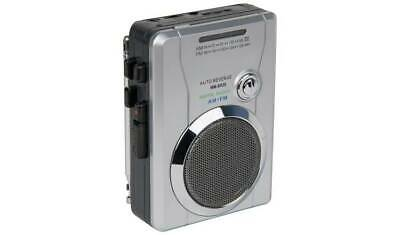 Bush Portable Walkman Personal Radio Cassette Player Recorder Speaker FM Radio