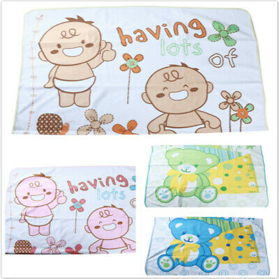 100*150cm Soft Reusable Breathable Infant Mattress Waterproof Changing Pad Z