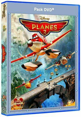 "DVD + BLURAY ""Planes 2""DISNEY  N 111    NEUF SOUS BLISTER"