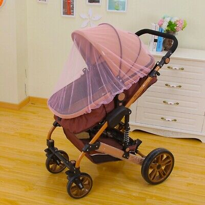 Baby Stroller Mosquito Net Full Insect Cover Carriage Kid Universal Mosquito Net