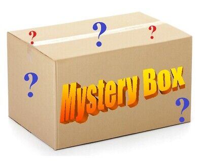 Mystery Box Clothing, Games, Dvds, Figures, And Many Other Items Min 15 Items