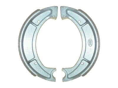Brake Shoes Rear for 1975 Yamaha RD 200 DX (Spoke Wheel)