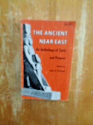 The Ancient Near East by James B. Pritchard 1958 SC